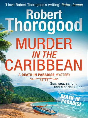 cover image of Murder in the Caribbean