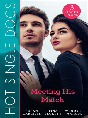 cover image of Hot Single Docs: Meeting His Match