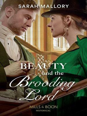 cover image of Beauty and the Brooding Lord