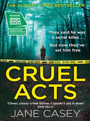 cover image of Cruel Acts