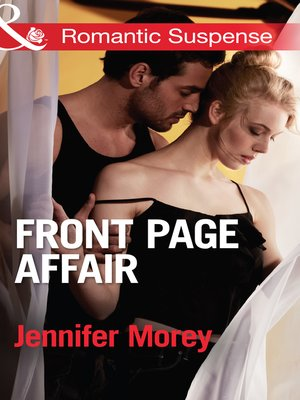 cover image of Front Page Affair