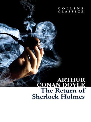cover image of The Return of Sherlock Holmes (Collins Classics)
