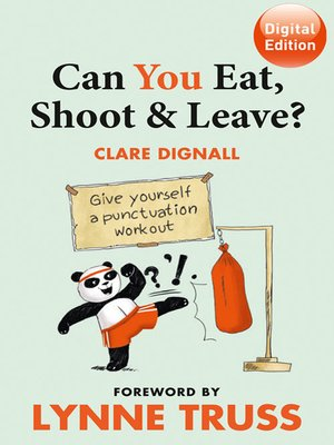 cover image of Can You Eat, Shoot & Leave? (Workbook)