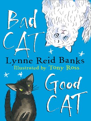cover image of Bad Cat, Good Cat