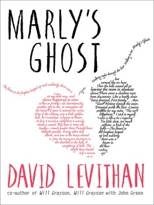 cover image of Marly's Ghost