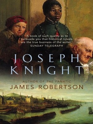 cover image of Joseph Knight
