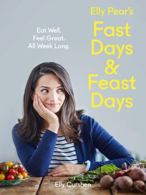 cover image of Elly Pear's Fast Days and Feast Days