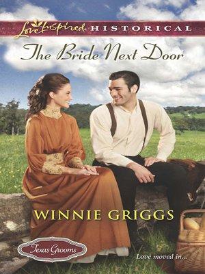 cover image of The Bride Next Door