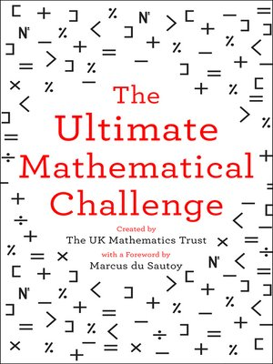 cover image of The Ultimate Mathematical Challenge