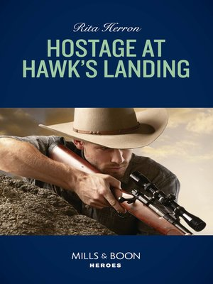 cover image of Hostage At Hawk's Landing