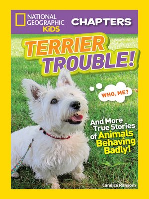 cover image of Terrier Trouble!