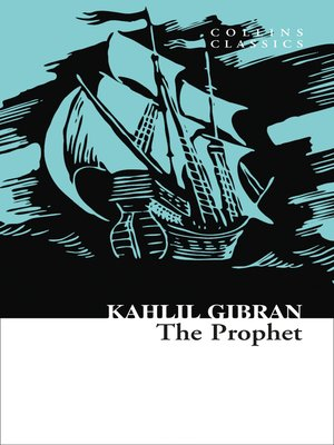 cover image of The Prophet