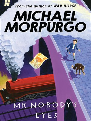 cover image of Mr Nobody's Eyes