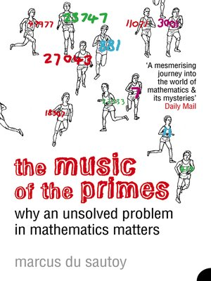 cover image of The Music of the Primes