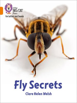 cover image of Collins Big Cat Phonics for Letters and Sounds – Fly Secrets