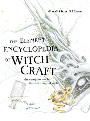 cover image of The Element Encyclopedia of Witchcraft