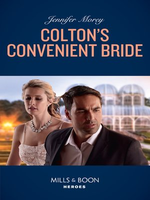 cover image of Colton's Convenient Bride