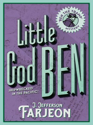 cover image of Little God Ben