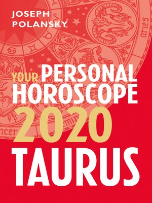 cover image of Taurus 2020