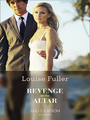 cover image of Revenge At the Altar