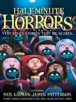 cover image of Half-Minute Horrors