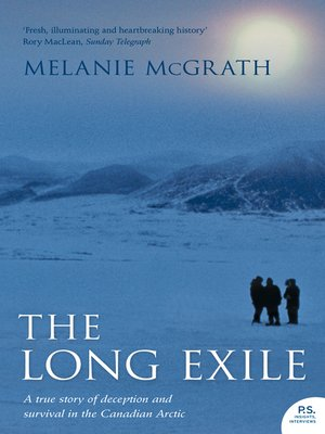 cover image of The Long Exile