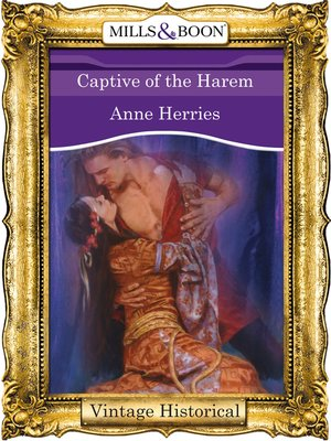 cover image of Captive of the Harem