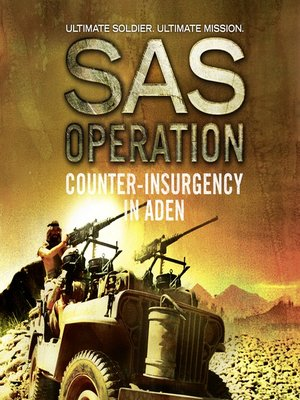 cover image of Counter-insurgency in Aden