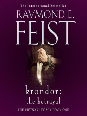 cover image of Krondor