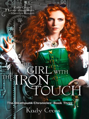 cover image of The Girl with the Iron Touch
