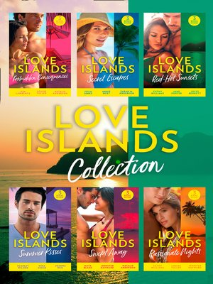 cover image of Love Islands...The Collection
