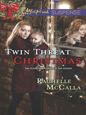 cover image of Twin Threat Christmas