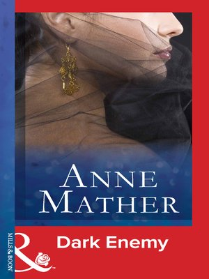 cover image of Dark Enemy