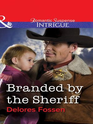 cover image of Branded by the Sheriff