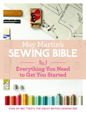 cover image of May Martin's Sewing Bible e-short 1