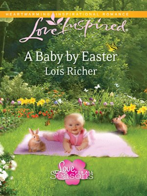 cover image of A Baby by Easter
