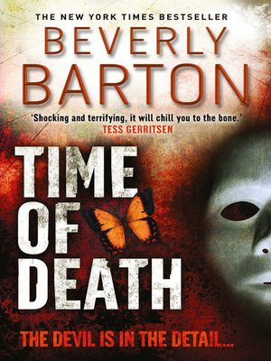 cover image of Time of Death