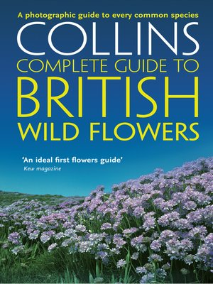 cover image of British Wild Flowers