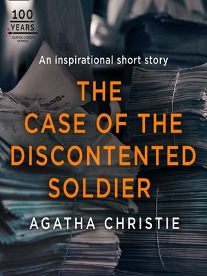 cover image of The Case of the Discontented Soldier