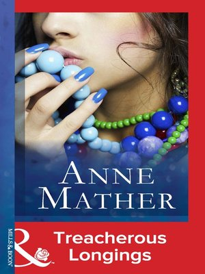 cover image of Treacherous Longings