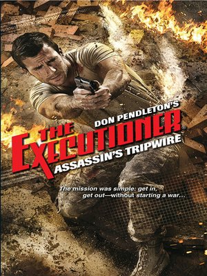 cover image of Assassin's Tripwire