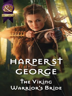 cover image of The Viking Warrior's Bride