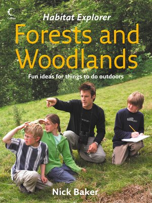 cover image of Forests and Woodlands