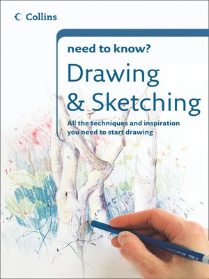 cover image of Drawing and Sketching