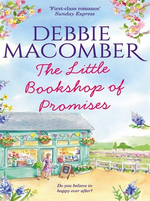 cover image of The Little Bookshop of Promises