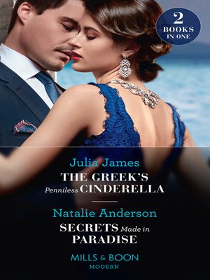 cover image of The Greek's Penniless Cinderella / Secrets Made In Paradise
