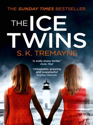 cover image of The Ice Twins
