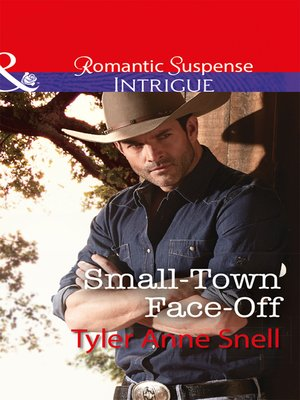 cover image of Small-Town Face-Off