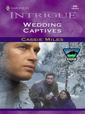 cover image of Wedding Captives