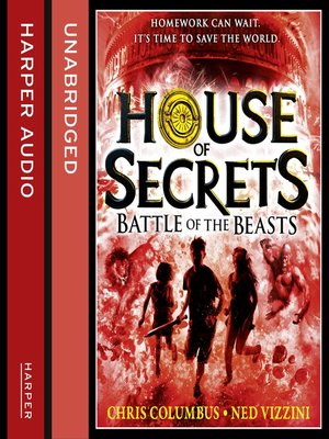 cover image of Battle of the Beasts